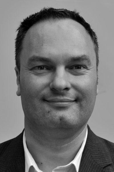 Portrait d'Alain Deschenaux, président de la Landwehr